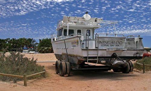 Zdjecie AUSTRALIA / brak / Coral Bay / Pustynny rejs