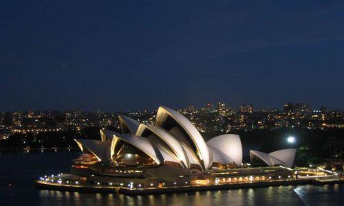 Zdjęcie AUSTRALIA / brak / Sydney / opera