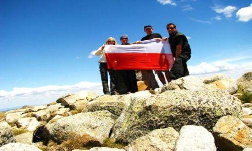 AUSTRALIA / Wschodnia Australia / Góry Sniezne / Mt.Kosciuszko 2008