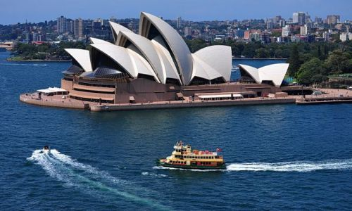 Zdjecie AUSTRALIA / sydney / sydney / opera