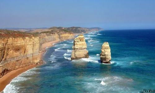 Zdjecie AUSTRALIA / Victoria /  THE GRAND OCEAN ROAD / myśli