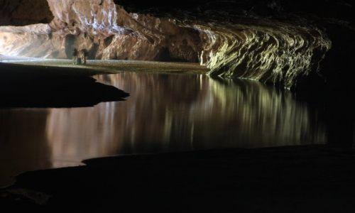 Zdjecie AUSTRALIA / Kimberley / Tunnel Creek / Tunnel Creek przy słynnej Gibb River Road