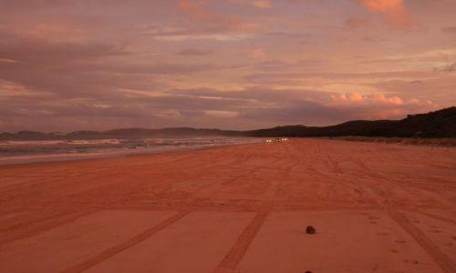 Zdjecie AUSTRALIA / Fraser Island / Fraser Island / Fraser Island - największa wyspa piaszczysta na świecie
