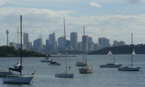 Zdjecie AUSTRALIA / NSW / Sydney / Moje Sydney