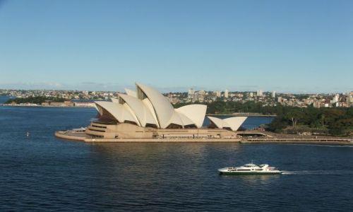 Zdjecie AUSTRALIA / brak / Sydney / Opera w Sydney