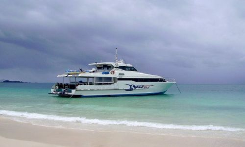 Zdjecie AUSTRALIA / Quensland / Whitsunday Islands / na Whitehaven B