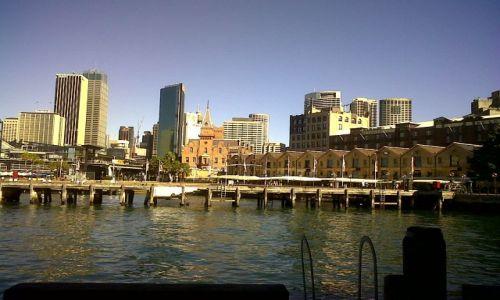 Zdjecie AUSTRALIA / NSW / Sydney / Sydney-rozne oblicza