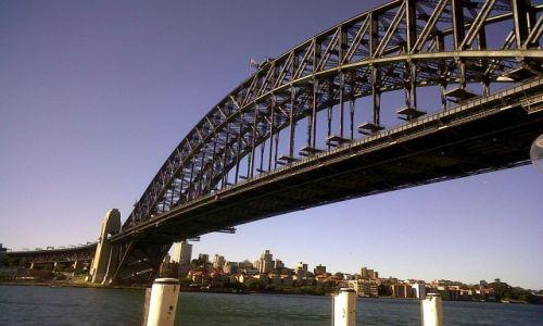 Zdjecie AUSTRALIA / NSW / Sydney / Harbor Bridge