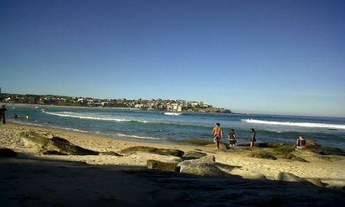 Zdjecie AUSTRALIA / NSW / Sydney / Bondi Beach