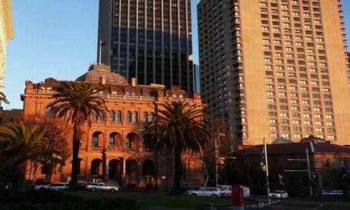 Zdjęcie AUSTRALIA / Sydney / City / Intercontinental