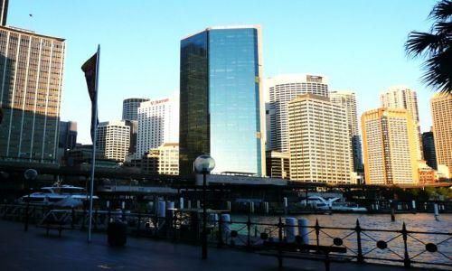 Zdjecie AUSTRALIA / Sydney / Circular Quay / Circular Quay