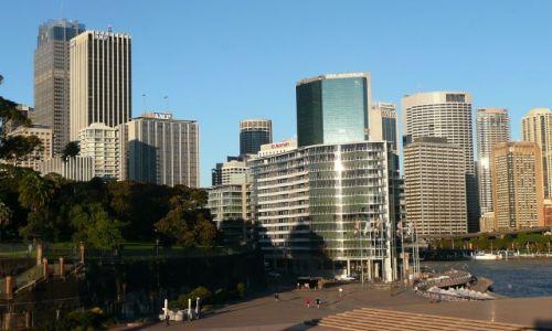 Zdjecie AUSTRALIA / Sydney / City / The Rocs