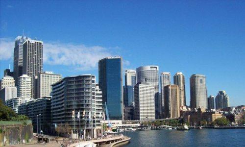 Zdjecie AUSTRALIA / NSW / Sydney / Circular Quay