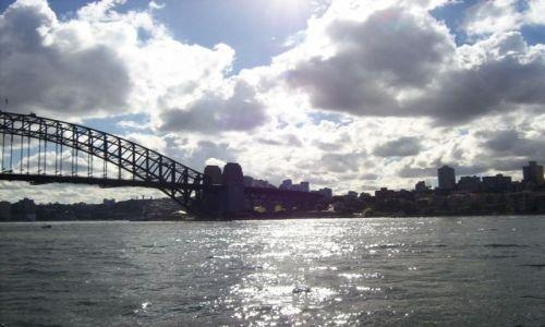 Zdjecie AUSTRALIA / NSW / Sydney / Harbour Bridge