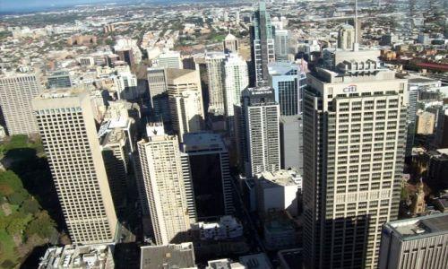 Zdjecie AUSTRALIA / NSW / Sydney / City