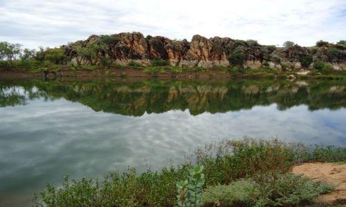 Zdjęcie AUSTRALIA / Australia Zachodnia / Geikie Gorge NP / Wąwóz