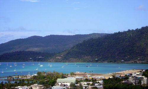 Zdjecie AUSTRALIA / Quinsland / Airlie Beach / zatoka w Airlie Beach