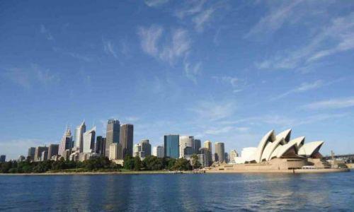 AUSTRALIA / NSW / Sydney / the Opera House