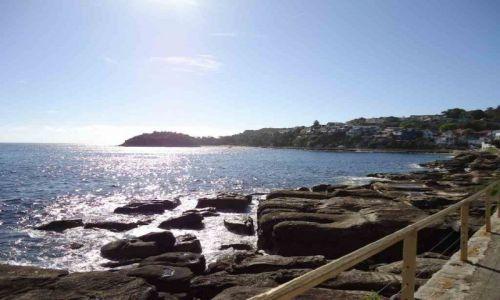 AUSTRALIA / Sydney / Manly / Manly i Shelly Beach