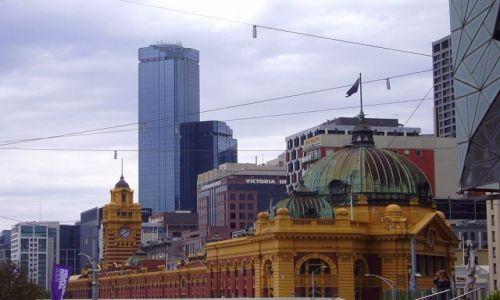 AUSTRALIA / południowa Australia / Melbourne / centrum Melbourne