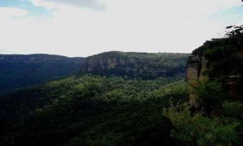 AUSTRALIA / NSW / Katoomba / Blue Moutains
