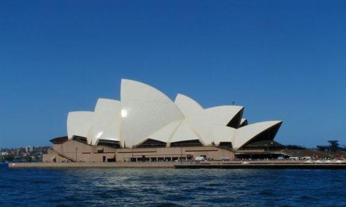 Zdjęcie AUSTRALIA / NSW / Sydney / opera Hause