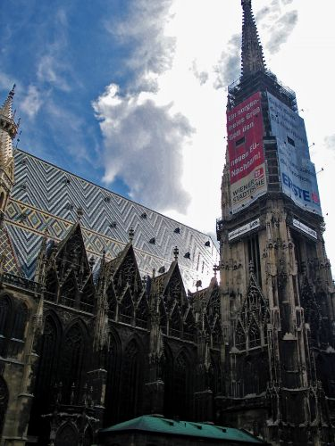 Zdjęcia: Wiedeń, Katedra Św. Szczepana, AUSTRIA