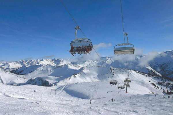 Zdjęcia: Vorarlberg, Vorarlberg, Vorarlberg: jazda na nartach, AUSTRIA