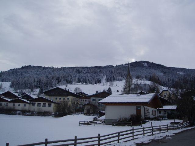Zdjęcia: Embach, okolice Kaprun, Widoczek, AUSTRIA