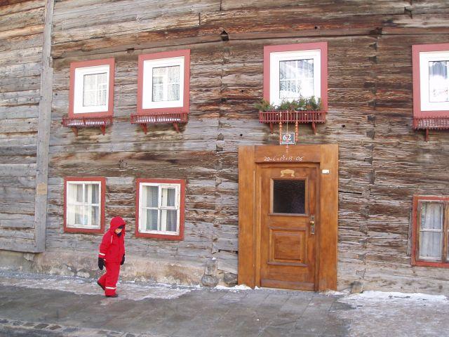 Zdjęcia: Okolice kaprun, Okolice Kaprun, Stary Domek, AUSTRIA