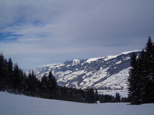 Zdj�cia: Embach, okolice Kaprun, Widoczek, AUSTRIA
