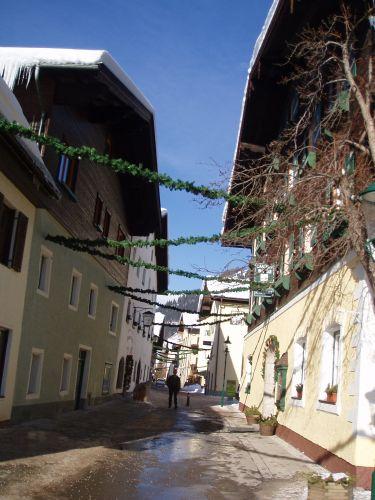 Zdjęcia: Jakieś małe miasteczko w okolicy Kaprun, okolice Kaprun, deptak............, AUSTRIA