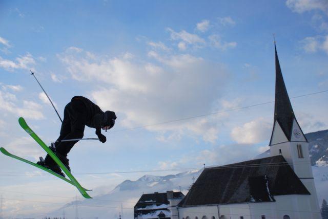 Zdjęcia: Embach, Embach, Sporty ekstemalne, AUSTRIA