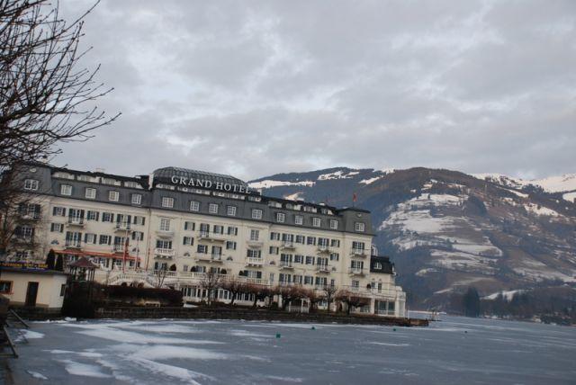 Zdjęcia: Zell Am See, KRAJ SALZBURSKI, GRAN HOTEL, AUSTRIA