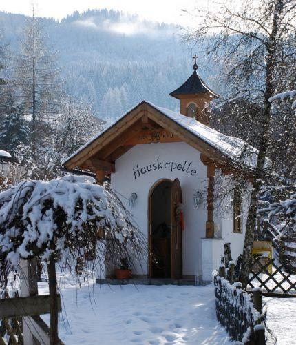 Zdjęcia: Embach, KRAJ SALZBURSKI, malutka kaplica, AUSTRIA