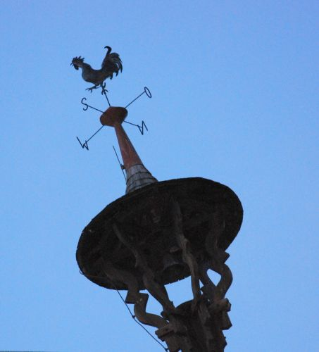 Zdjęcia: Rauris, KRAJ SALZBURSKI, Na dachu, AUSTRIA