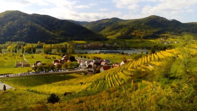 Zdjęcia: Dolina Wachau, Dolina Wachau, Dolina Wachau w całej okazałości..., AUSTRIA
