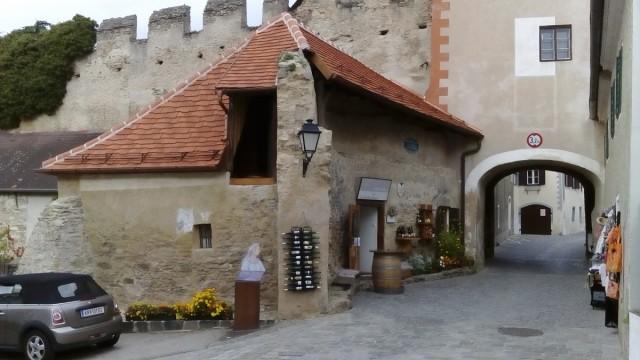 Zdjęcia: Dürnstein , Dolina Wachau, Winiarnia w Dürnstein , AUSTRIA