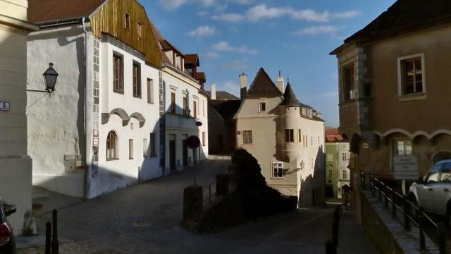 Zdjęcia: Krems, Dolina Wachau, Uliczka w Krems, AUSTRIA