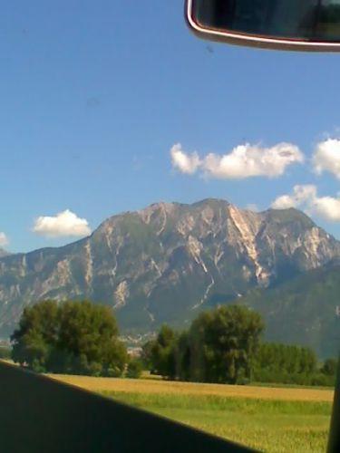 Zdjęcia: Austria, Autostrada w kierunku wiednia, AUSTRIA