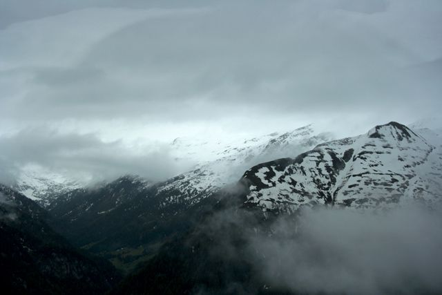 Zdjęcia: Grossglockner, Alpy, Lodowiec, AUSTRIA