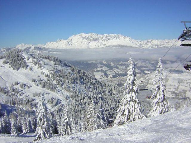Zdjęcia: Austria, Austria,  śniegowa bajka, AUSTRIA