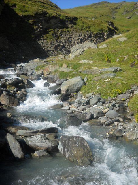 Zdjęcia: okolice Glorerhutte, Taury Wielkie, Potok, AUSTRIA