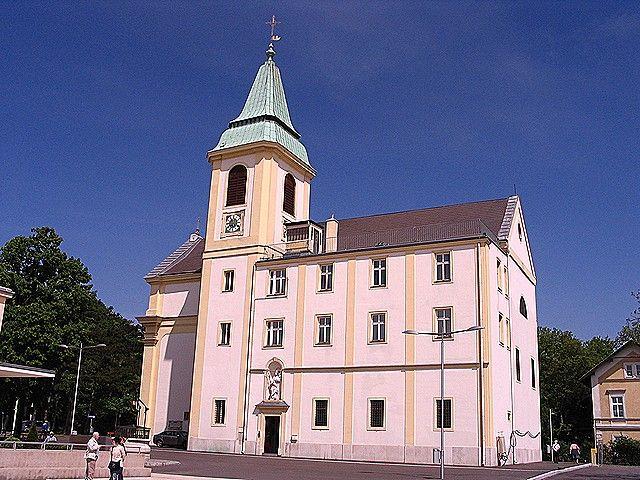 Zdjęcia: Wiedeń, Polskie sanktuarium na Kahlenbergu, AUSTRIA