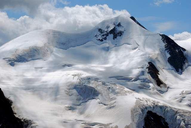 Zdjęcia: Dolina Pitztal, Tirol, Wildspitze 3.774m npm, AUSTRIA
