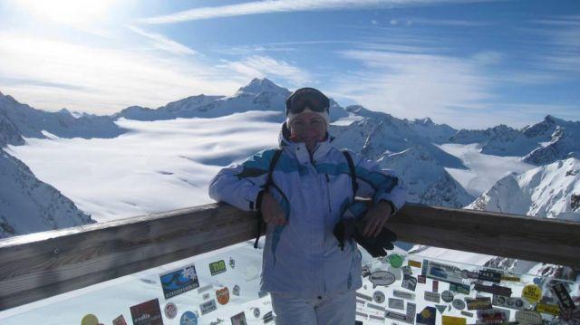 Zdjęcia: Soelden, Me & lodowiec, AUSTRIA