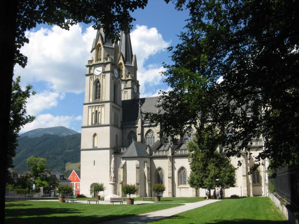 Zdjęcia: Admont, Klasztor Admont 1, AUSTRIA