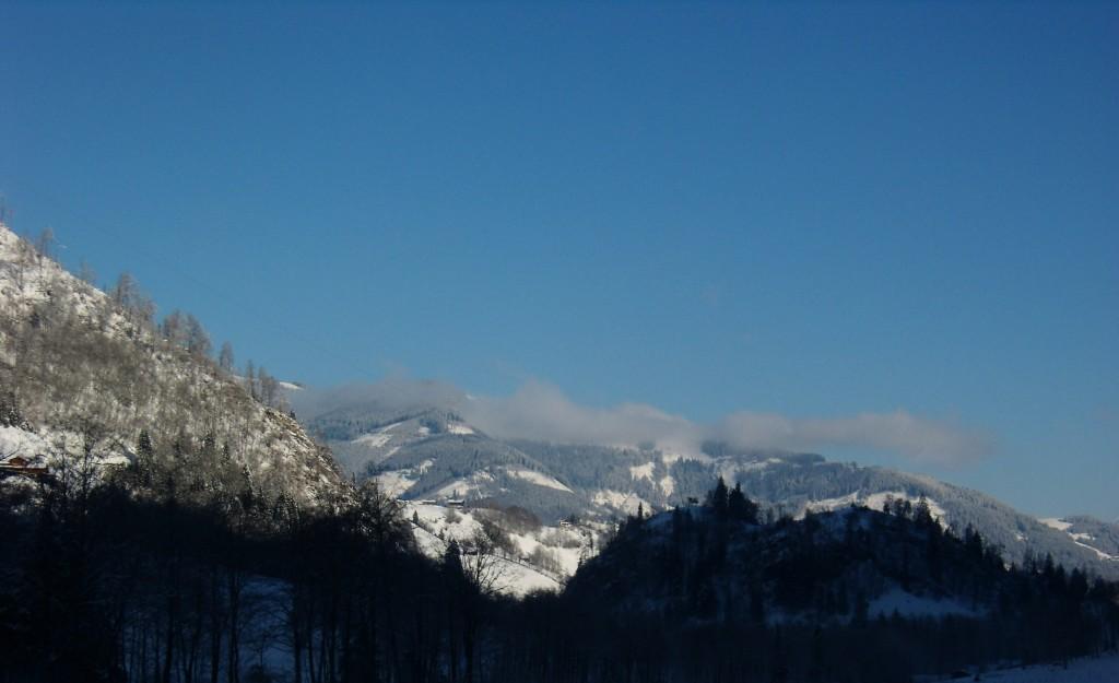 Zdjęcia: Embach, Alpy, w drodze, AUSTRIA
