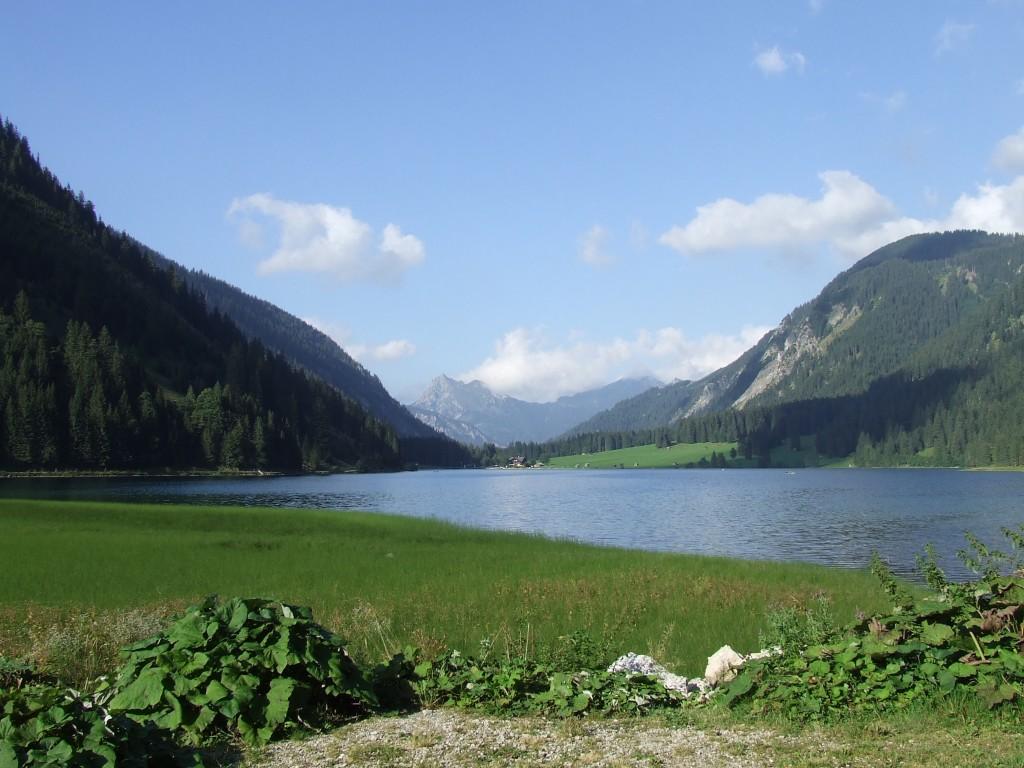 Zdjęcia: Tannheim, Tyrol, Wokół Vilsalpsee, AUSTRIA
