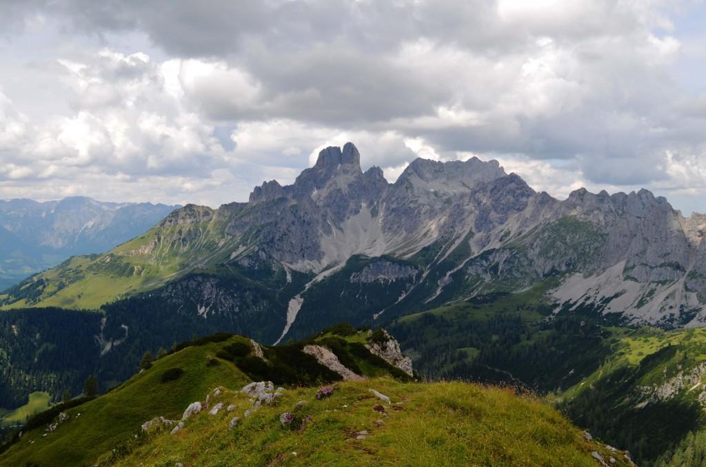 Zdjęcia: Alpy, Alpy, Bishofmutze, AUSTRIA
